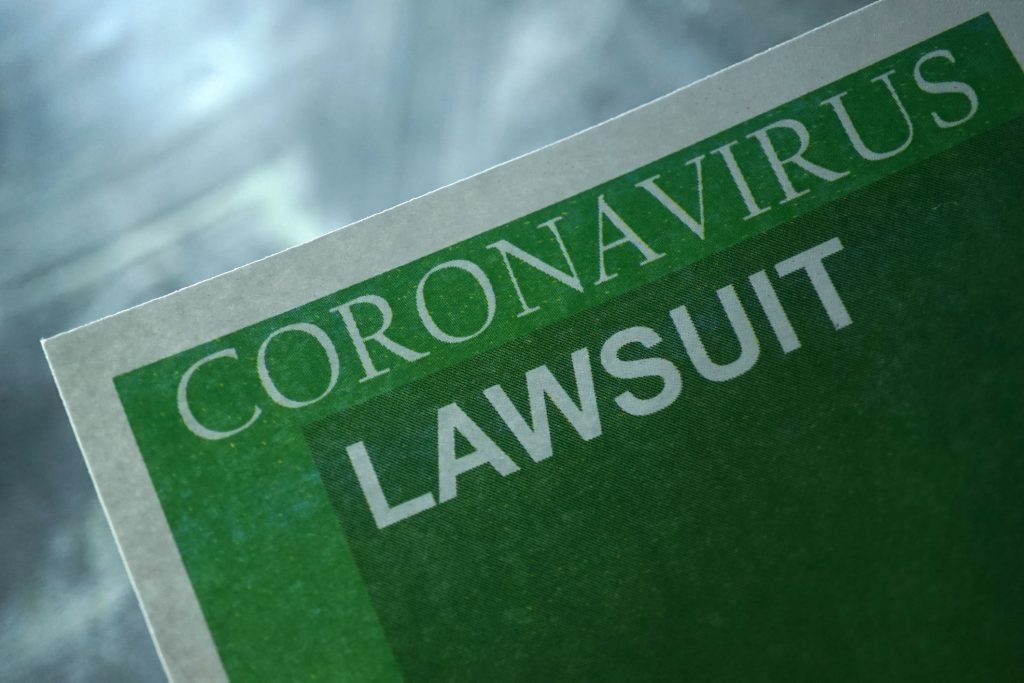 Covid 19 lawsuit